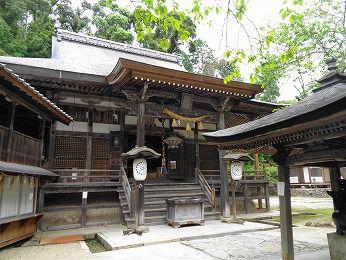 神峰山寺(かぶさんじ) その3