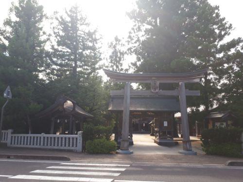 8月1日八重垣神社