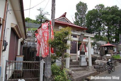 大塚正一位稲荷神社 青梅市東青梅
