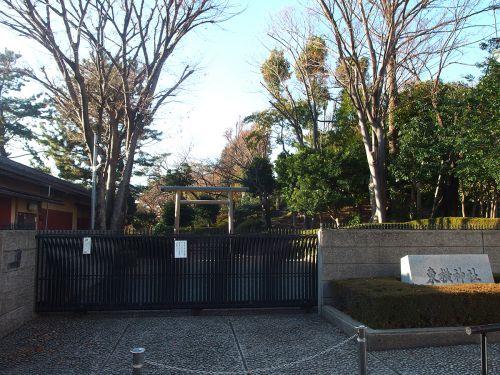 東横神社 - 東急の、東急による、東急のための神社