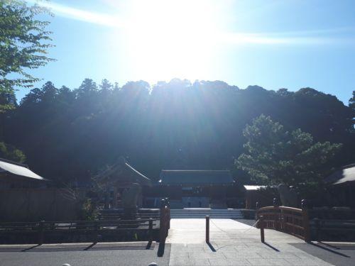9月15日佐太神社