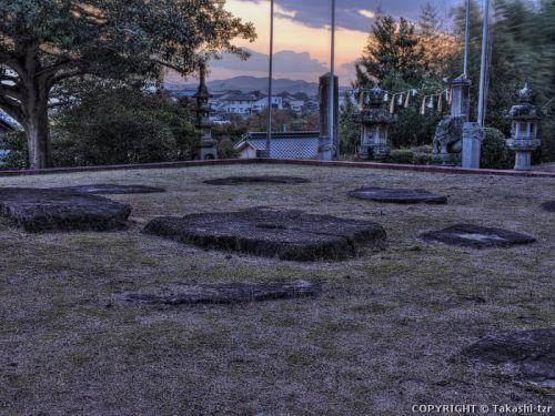 宮の前廃寺跡 (広島) 【史跡】