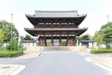 仁和寺 御殿と庭園の拝観