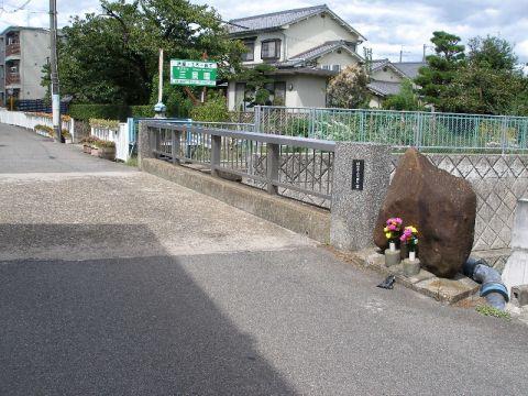 【遡上徘徊】庄下川<5>御願塚古墳(南神社)
