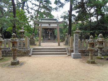 天橋立(あまのはしだて)神社