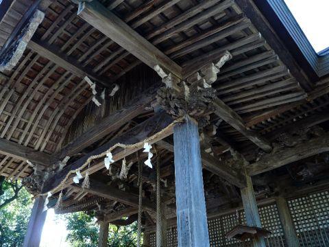 【丹波徘徊】青垣町遍1~舟城神社(春日町長王)