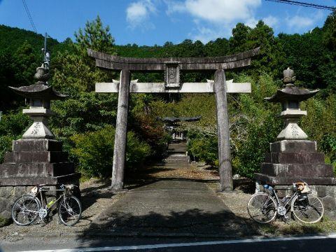 【丹波徘徊】青垣町遍4~賀茂神社(氷上町賀茂)<1>