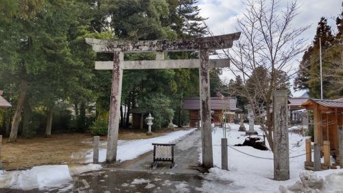 1月21日須佐神社
