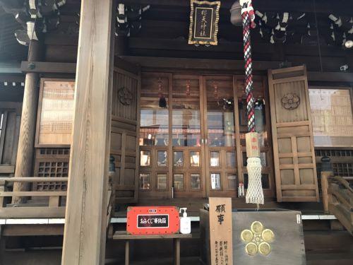 【御朱印】桜天神社に行ってきました|名古屋市中区の御朱印 - ウミノマトリクス