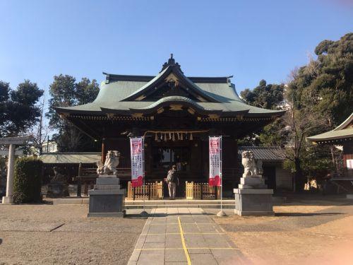 【御朱印】赤羽八幡神社に行ってきました|東京都北区の御朱印 - ウミノマトリクス