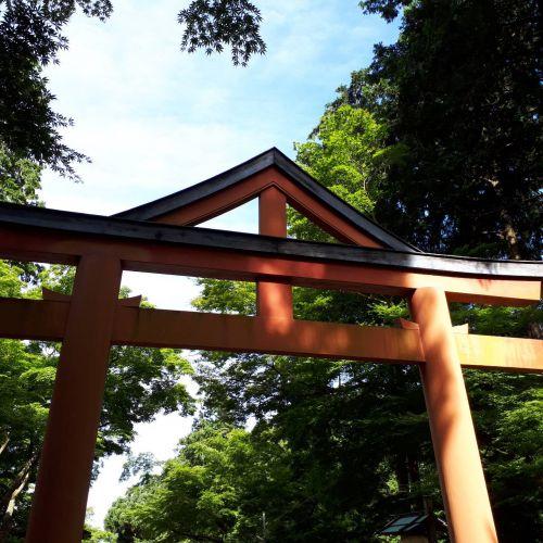 日吉大社の下殿へ特別参拝ツアー開催