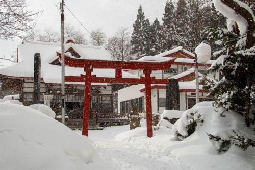 奧富士出雲神社