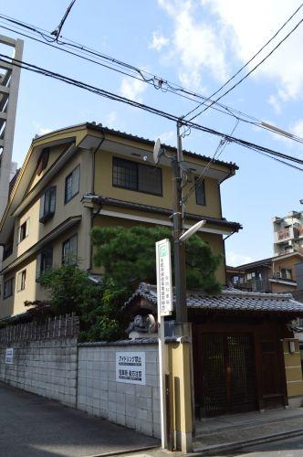 まち歩き中1678 京の通り・高倉通り 北へ NO74 お寺