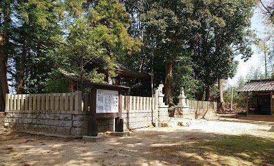 金峰神社(千早赤阪村) ・山上の城跡に鎮座する吉年の産土神