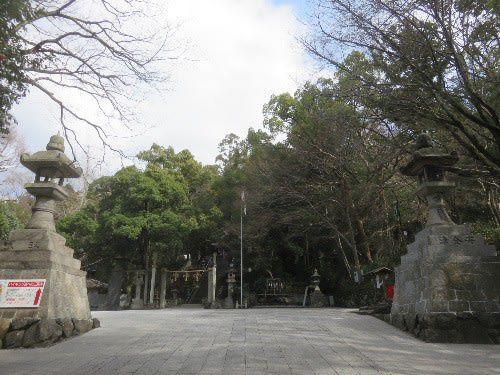 枚岡神社(2021年2月23日参拝)