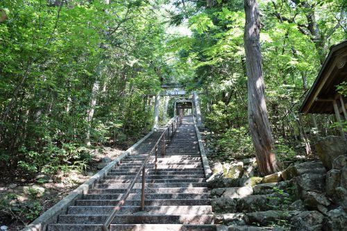 太郎坊阿賀神社(滋賀県東近江市)の写真と御朱印②
