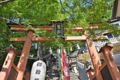 太郎坊阿賀神社(滋賀県東近江市)の写真と御朱印③