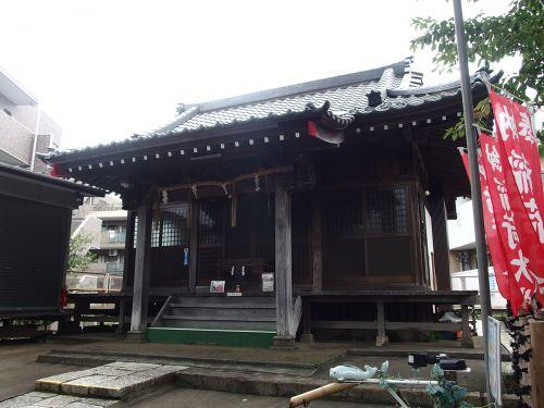 金山神社(横浜市磯子区洋光台) - 鎌倉時代の創建と伝わる金山さま