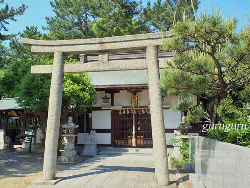 弥栄神社 (大阪 岸和田市) 其の弐