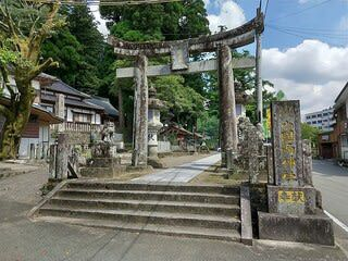 小国両神社 (熊本県小国町)