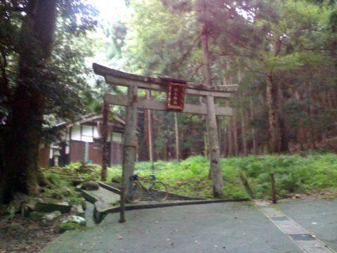 【マキノ町徘徊】その29〜坂本神社(マキノ町上開田)