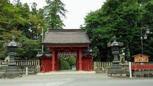 一之宮貫前神社(群馬県富岡市)