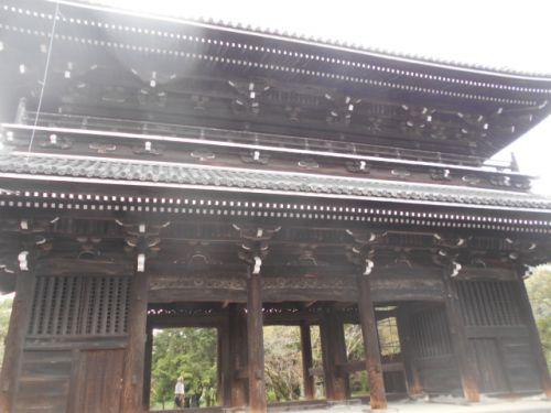 根来寺と神通温泉
